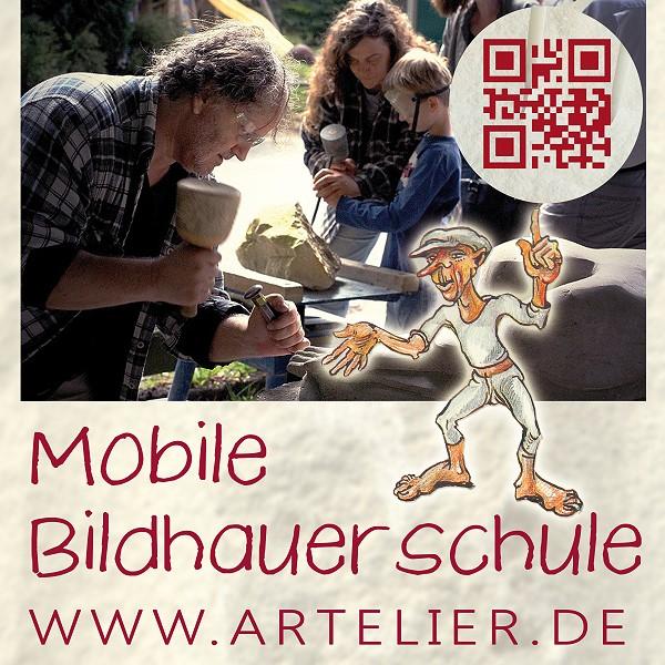 Mobile Bildhauerschule